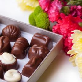 Bouquet+chocolates