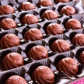 "Box of Chocolates ""Rossiya"""