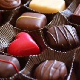 Chocolates Rossiya