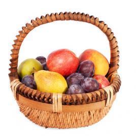 Exotic fruits basket