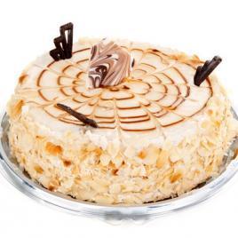 Decadence Creme Cake